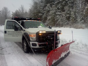 Snow Plowing & Ice Removal Services